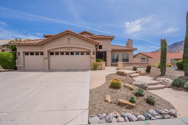 37253 S Ocotillo Canyon Drive, Tucson, AZ 85739 (#22114355) :: The Local Real Estate Group | Realty Executives