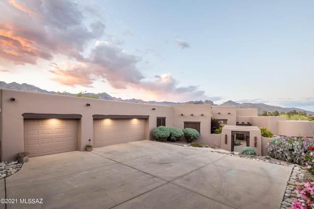 4948 N Ventana Ridge Place, Tucson, AZ 85750 (#22114358) :: Kino Abrams brokered by Tierra Antigua Realty