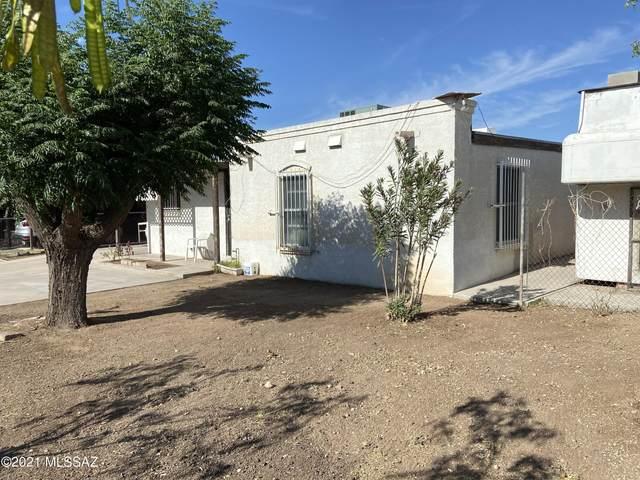 6039 S Lostan Avenue, Tucson, AZ 85706 (#22114363) :: Kino Abrams brokered by Tierra Antigua Realty