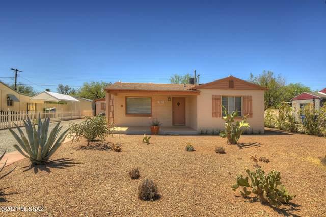 2814 E Waverly Street, Tucson, AZ 85716 (#22114372) :: The Dream Team AZ
