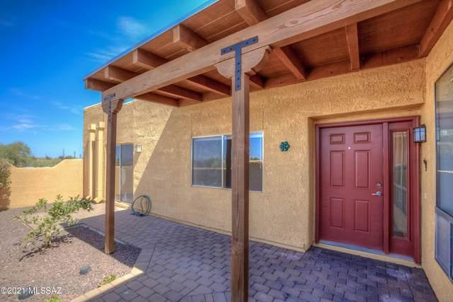 6255 N Camino Pimeria Alta #136, Tucson, AZ 85718 (#22114376) :: Keller Williams
