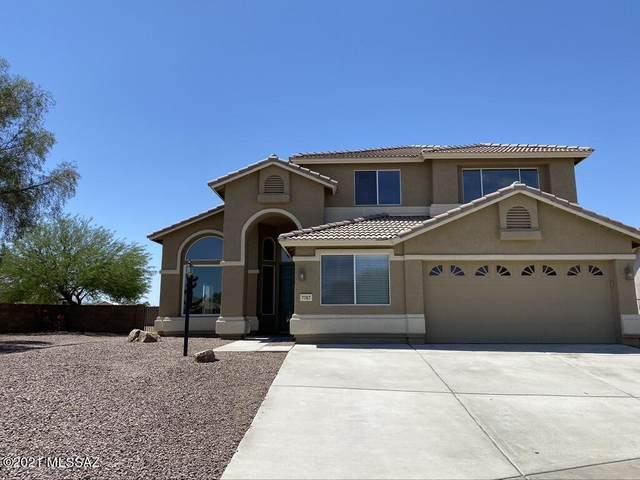 7767 W Bodie Road, Tucson, AZ 85743 (#22114380) :: Kino Abrams brokered by Tierra Antigua Realty