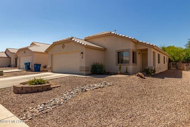2612 W Cezanne Circle, Tucson, AZ 85741 (#22114381) :: The Dream Team AZ