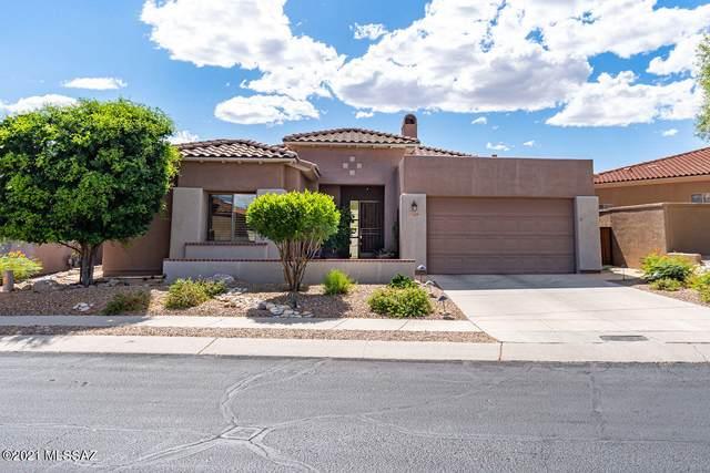 6279 N Via Jaspeada, Tucson, AZ 85718 (#22114384) :: Gateway Partners International