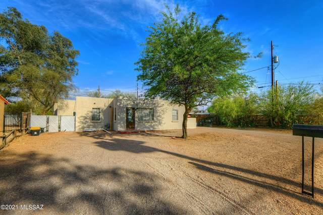 2616 N Fremont Avenue, Tucson, AZ 85719 (#22114396) :: Gateway Partners International