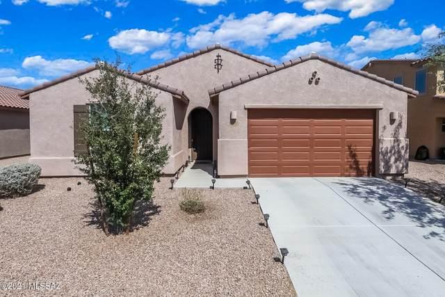12457 N Willowvale Drive, Marana, AZ 85653 (#22114400) :: Keller Williams