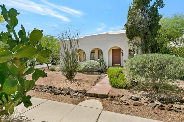 1146 E 10th Street, Tucson, AZ 85719 (#22114405) :: The Dream Team AZ
