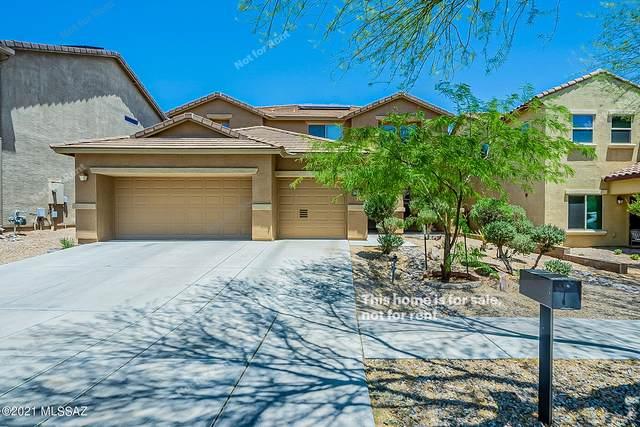 10805 E Salsabila Road, Tucson, AZ 85747 (#22114410) :: Long Realty - The Vallee Gold Team