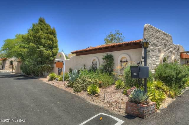 5100 N Pueblo Villas Drive, Tucson, AZ 85704 (#22114412) :: Tucson Real Estate Group