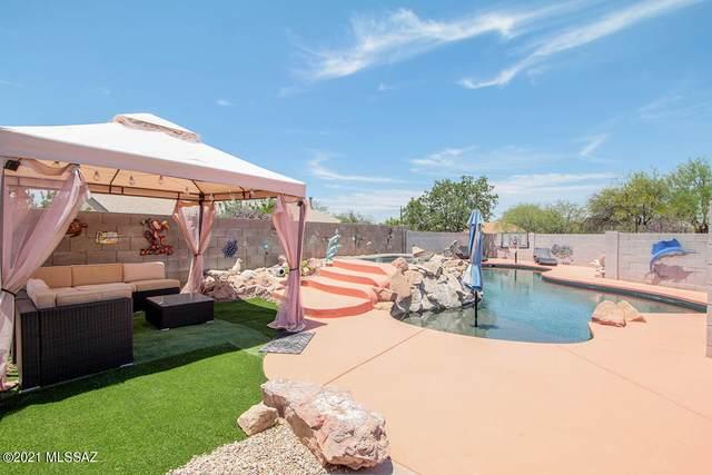 9978 E Moonstruck Way, Tucson, AZ 85747 (#22114444) :: Kino Abrams brokered by Tierra Antigua Realty