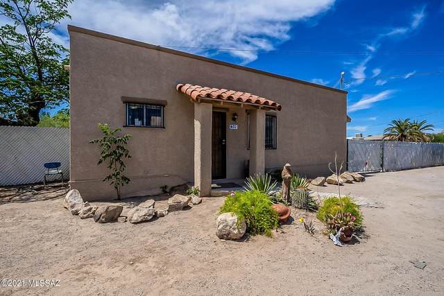 432 E Ajo Way, Tucson, AZ 85713 (#22114445) :: Keller Williams
