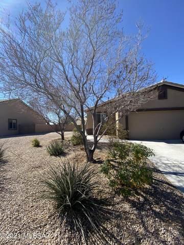 14199 N Bronze Statue Avenue, Marana, AZ 85658 (#22114447) :: The Local Real Estate Group | Realty Executives