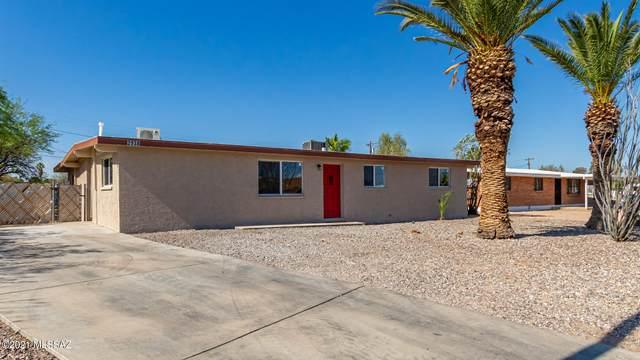 2938 E 24Th Street, Tucson, AZ 85713 (#22114451) :: Keller Williams