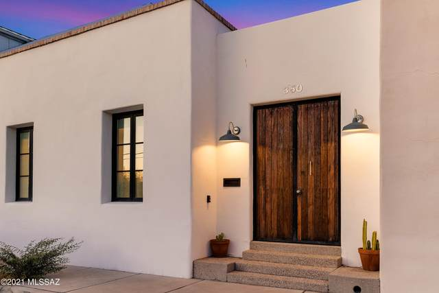 350 N Court Avenue, Tucson, AZ 85701 (#22114456) :: Gateway Partners International