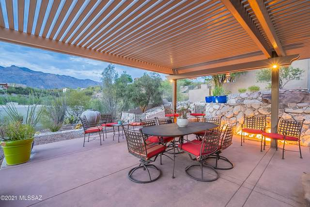 5281 N Calle Bujia, Tucson, AZ 85718 (#22114458) :: The Local Real Estate Group   Realty Executives