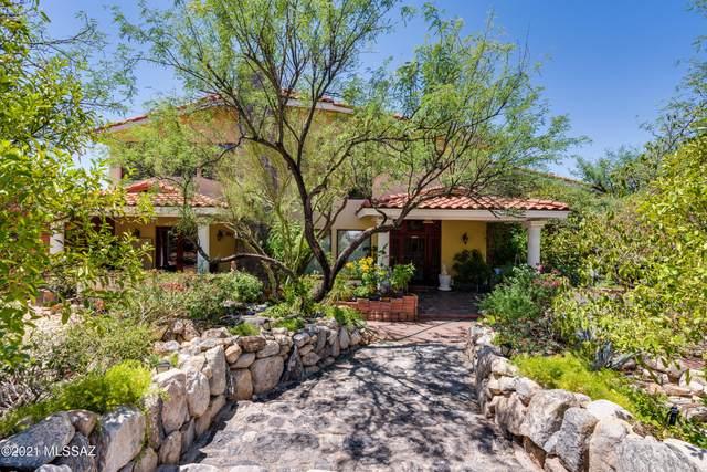 3930 E Coronado Drive, Tucson, AZ 85718 (#22114468) :: Tucson Property Executives