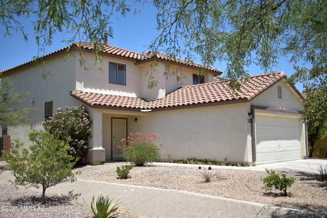 778 W Flaming Arrow Drive, Green Valley, AZ 85614 (#22114473) :: Keller Williams