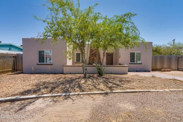 4020 E Montecito Street, Tucson, AZ 85711 (#22114474) :: The Local Real Estate Group | Realty Executives