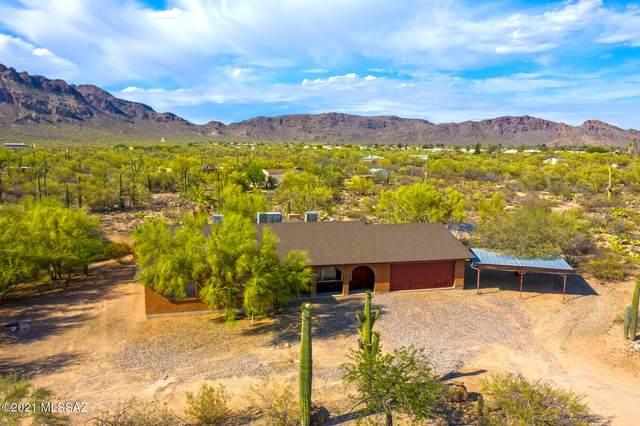 3131 S Shiela Avenue, Tucson, AZ 85735 (#22114485) :: Keller Williams