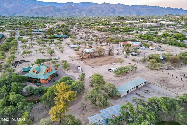 8644 E Tanque Verde Road, Tucson, AZ 85749 (#22114486) :: Gateway Partners International