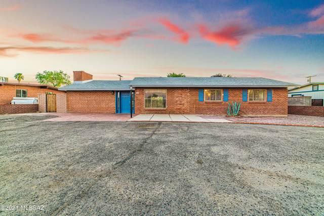 6586 E Calle Castor, Tucson, AZ 85710 (#22114491) :: Tucson Property Executives