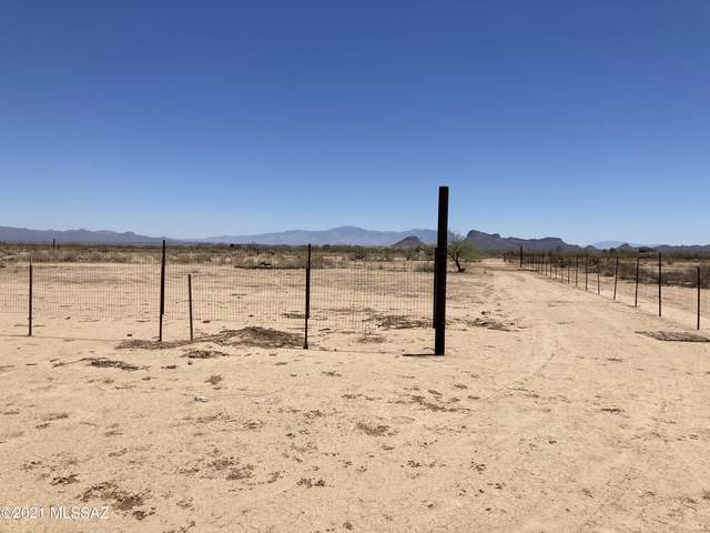 7711 Ghost Ranch Road 6E, Marana, AZ 85743 (MLS #22114494) :: The Luna Team