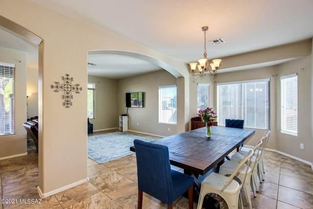 6161 N Placita San Agustin, Tucson, AZ 85741 (#22114509) :: The Local Real Estate Group | Realty Executives