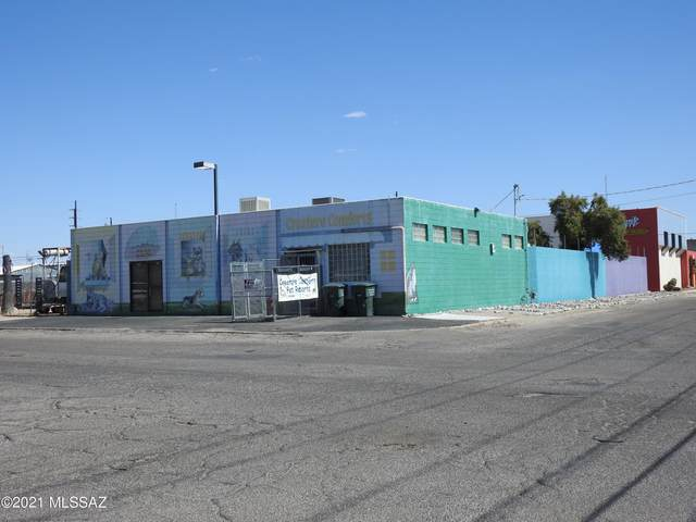 2104 E 13Th Street, Tucson, AZ 85719 (#22114526) :: The Local Real Estate Group | Realty Executives