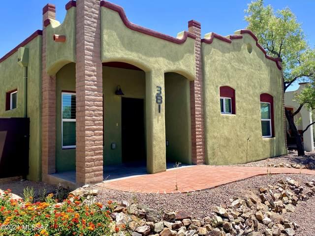 381 S 3rd Avenue, Tucson, AZ 85701 (#22114538) :: Keller Williams