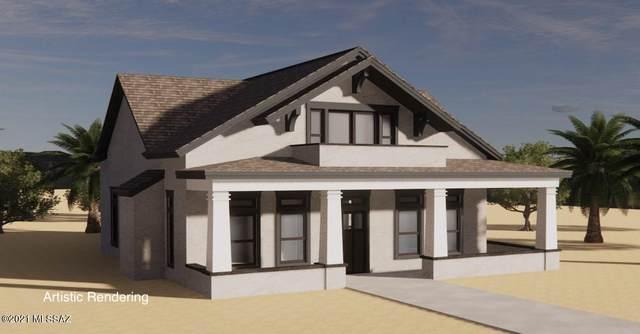 250 E 17Th Street, Tucson, AZ 85701 (#22114542) :: The Local Real Estate Group | Realty Executives