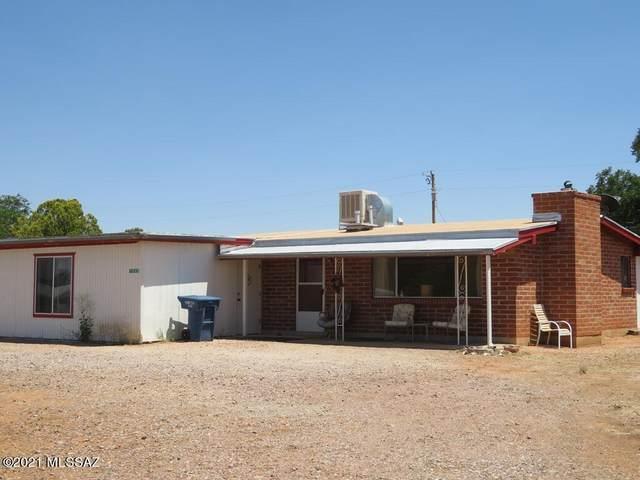 1002 E Justin Street, Pearce, AZ 85625 (#22114560) :: Tucson Real Estate Group