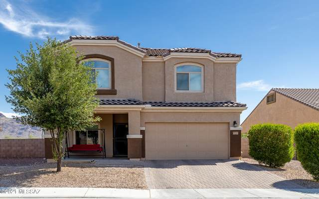 8755 W Cadwell Way, Marana, AZ 85653 (#22114575) :: Tucson Real Estate Group