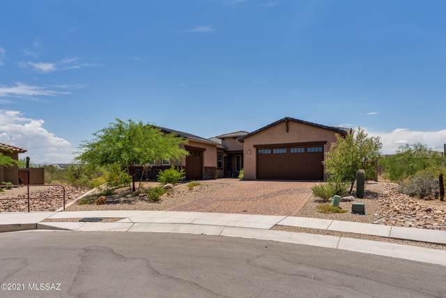 1037 S Castar Drive, Tucson, AZ 85745 (#22114580) :: Gateway Partners International