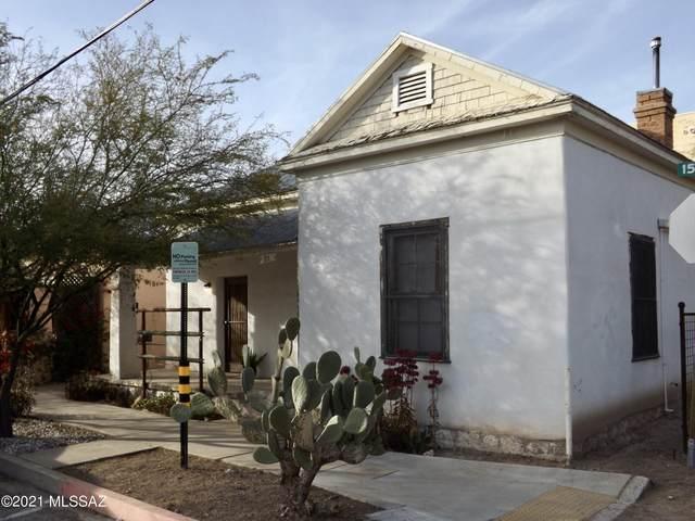 23-25 E 15Th Street, Tucson, AZ 85701 (MLS #22114584) :: The Property Partners at eXp Realty