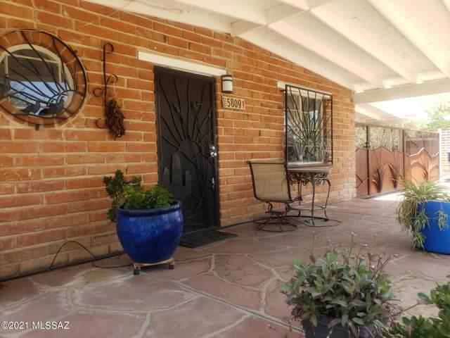 5809 E Helen Street, Tucson, AZ 85712 (#22114587) :: The Local Real Estate Group | Realty Executives