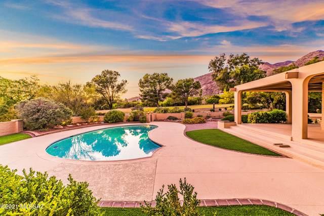 5255 E Gleneagles Drive, Tucson, AZ 85718 (#22114588) :: Kino Abrams brokered by Tierra Antigua Realty