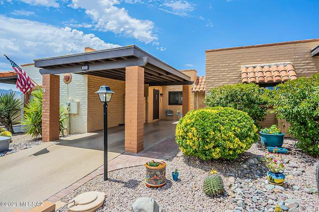 1415 W Calle Pueblo, Green Valley, AZ 85622 (#22114590) :: The Dream Team AZ