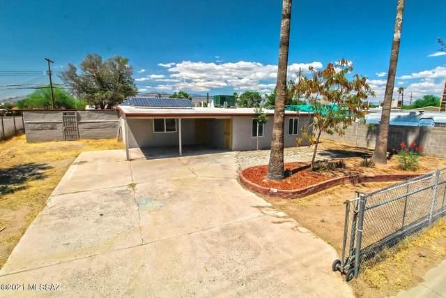 4601 E 29th Street, Tucson, AZ 85711 (#22114594) :: The Dream Team AZ