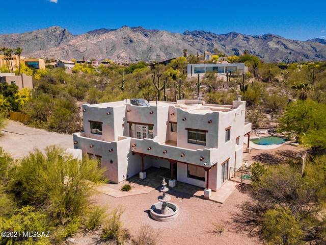 5270 N Swan Road, Tucson, AZ 85718 (#22114601) :: The Local Real Estate Group | Realty Executives
