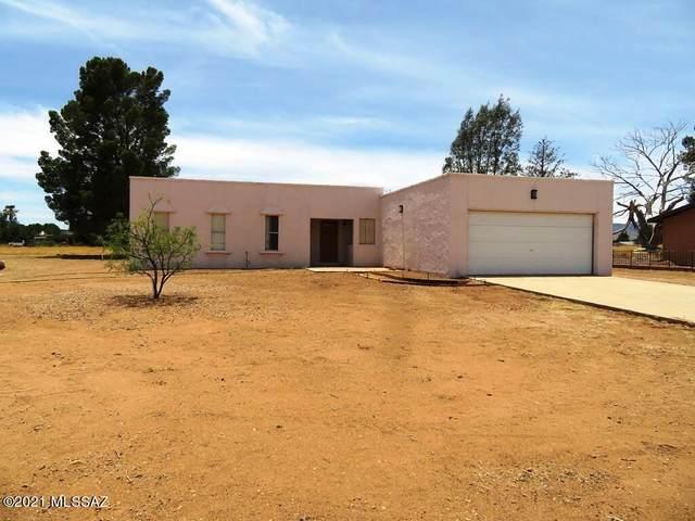 1018 E Geneva Street, Pearce, AZ 85625 (#22114602) :: Tucson Real Estate Group