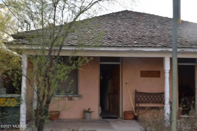 500 S Convent Avenue, Tucson, AZ 85701 (#22114630) :: Gateway Partners International