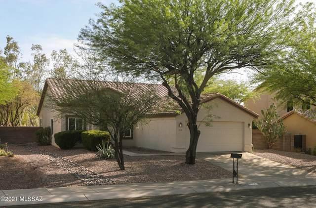 2981 W Calle Lucinda, Tucson, AZ 85741 (#22114632) :: The Dream Team AZ