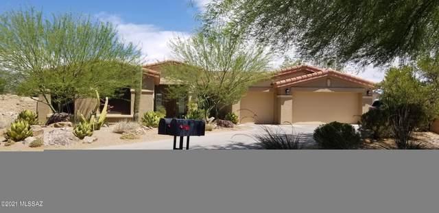 1597 W Copper Sky Drive, Oro Valley, AZ 85737 (#22114646) :: Kino Abrams brokered by Tierra Antigua Realty
