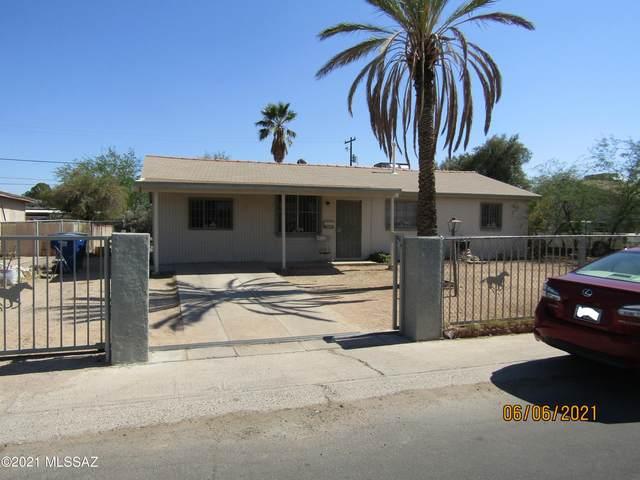 633 W Calle Lerdo, Tucson, AZ 85756 (#22114647) :: Kino Abrams brokered by Tierra Antigua Realty