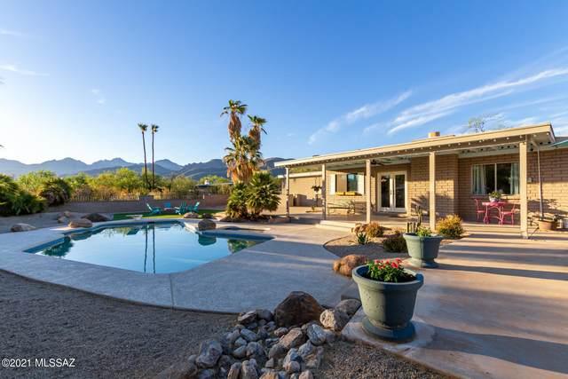 4275 N Avenida De Pimeria Alta, Tucson, AZ 85749 (#22114650) :: The Josh Berkley Team