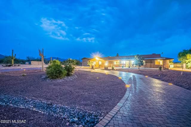 10180 E Cadillac Lane, Tucson, AZ 85749 (#22114655) :: The Josh Berkley Team