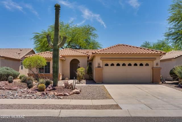 7725 W Candlecreek Road, Tucson, AZ 85743 (#22114659) :: Kino Abrams brokered by Tierra Antigua Realty