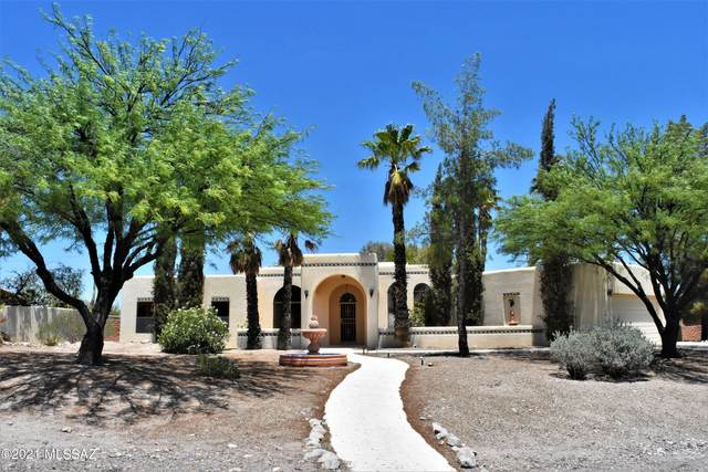 3000 W Camino Claveles, Tucson, AZ 85745 (#22114676) :: Tucson Real Estate Group