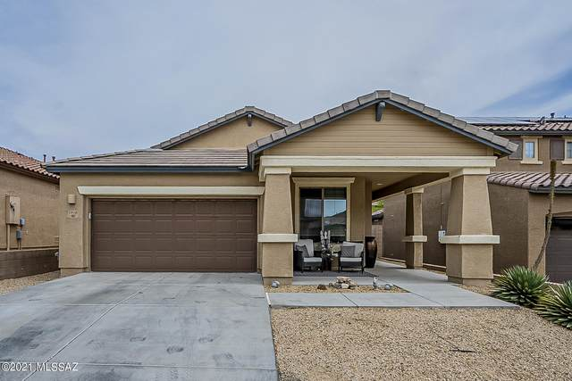 10438 S Painted Mare Drive, Vail, AZ 85641 (#22114677) :: Kino Abrams brokered by Tierra Antigua Realty