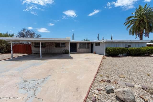 7519 E Marc Place, Tucson, AZ 85710 (#22114678) :: Kino Abrams brokered by Tierra Antigua Realty